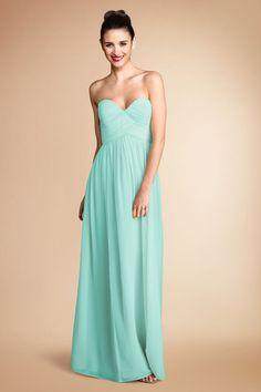 Donna Morgan Lauren Bridesmaid Dress   Weddington Way  in pastel colors!