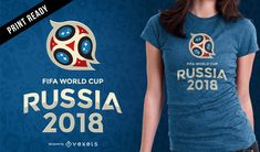 T-shirt design featuring an illustrated Moscow skyline with its famous buildings. It also says Moscow, Russia. World Cup Russia 2018, Soccer Party, Fifa, Shirt Designs, T Shirts For Women, Prints, Mens Tops, Logos, Wedding