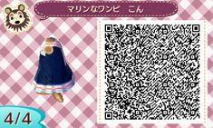あんころりー村のマイデザイン  リクエスト:マリンセーラーなワンピース(2色)、シャツ