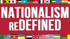 NATIONALISM reDEFINED