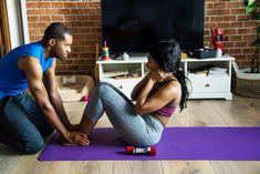 Toto sú najčastejšie novoročné predsavzatia na rok 2021 - Akčné ženy Fit Couples, Black Couples, Fun Workouts, At Home Workouts, Group Fitness Classes, Body Workout At Home, Keto, Black Families, Just Dance