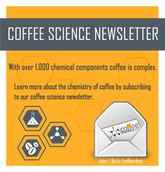 Want to receive more coffee science news? Sign up for our Coffee Chemistry newsletter: http://coffeechemistry.com/form/7-newsletter-signup