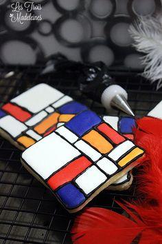 Sablés citron romarin | Trois Madeleines Biscuits, Blog Patisserie, Mondrian Art, Almost Ready, Looking Forward To Seeing You, Latest Recipe, Art Moderne, Artist Life, Zip Around Wallet