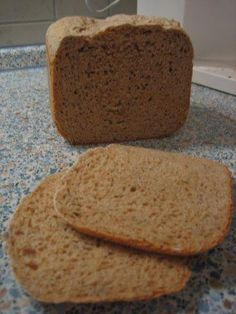 Wholemeal spelled bread * my sweetheart had told me that he had a bread maker in the basement * :-) - recipe with picture Finger Food Appetizers, Vegan Appetizers, Appetizers For Party, Finger Foods, Vegan Pumpkin Bread, Vegan Banana Bread, Law Carb, Whole Grain Bread, Party Desserts