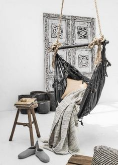 16x Hangmat interieur inspiratie - Makeover.nl