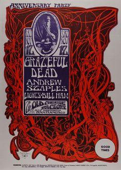 Huge Collection Of Vintage Concert Posters « DesignGet