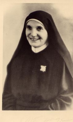 Mother Thecla Merlo, Co-Foundress of the Daughters of St. Paul