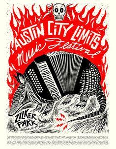 Austin City Limits Music Festival by Carlos Hernandez