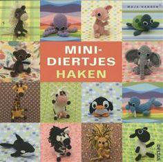 Libris-Boekhandel: Minidiertjes haken - (Paperback, ISBN: 9789044734225)