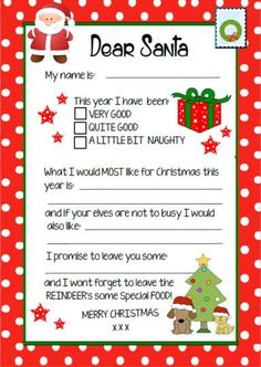 Letter to Santa – Rainbow Magic Christmas Stockings, Christmas Ornaments, Christmas Stuff, Rainbow Magic, Santas Workshop, Santa Letter, Dear Santa, Elves, Reindeer