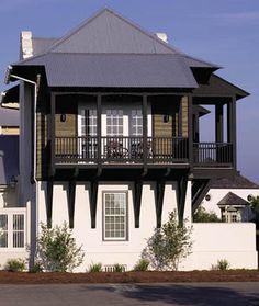 Residence in Rosemary Beach, FL - Architect : Eric Watson