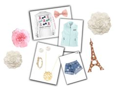 Simply Southern by motivefashion on Polyvore featuring Accessorize, BaubleBar, Pandora, Dot & Bo and Vineyard Vines