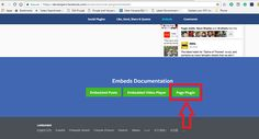 How to add fb page