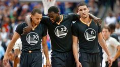 The selection of Draymond Green and Klay Thompson as All-Stars gives the Warriors three for the first time since Rick Barry, Phil Smith and Jamaal Wilkes in 1976.