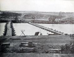 pontoons at battle of fredericksburg - Google Search