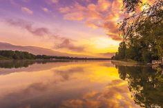Summer sunrise by Vincent Charvet on 500px