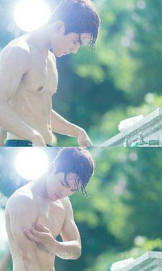 Km Dong-jun Kim Joong Hyun, Jung Hyun, Kim Jung, Hot Korean Guys, Cute Korean Boys, Asian Actors, Korean Actors, Yoona Ji Chang Wook, Yoon Han