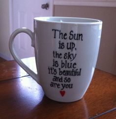 I forgot how much I love these lyrics. Might be nice on the wall in kids room. The Beatles - Dear Prudence Lyrics Coffee Mug