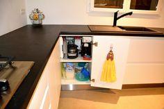 Mobila de Bucatarie Alb Mat NCS-S1000-N Dulap Colt pentru depozitare vase Minimalism, Cabinet, Storage, Furniture, Home Decor, Trendy Tree, Clothes Stand, Purse Storage, Decoration Home