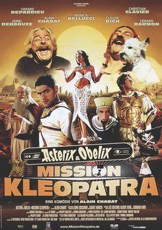 Monica Bellucci Cleopatra Asterix & Obelix Mission Cleopatre Kleopatra German