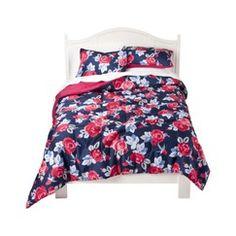 Xhilaration® Rose Floral Comforter Quick Information