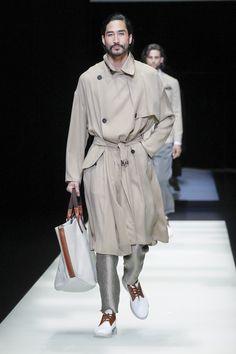 Giorgio Armani   Menswear - Spring 2018   Look 32