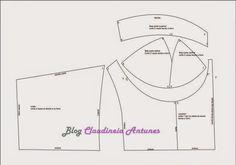 Motif Corset, Corset Sewing Pattern, Bra Pattern, Dress Sewing Patterns, Clothing Patterns, Pattern Drafting, Sewing Bras, Sewing Lingerie, Sewing Clothes