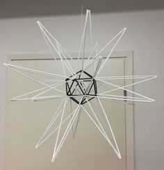 IRMAN HIMMELIKURSSIT: Nokia syksy 2016 Wind Turbine, Geometry, Diy And Crafts, Chandelier, Ceiling Lights, Lighting, Inspiration, Arabic Quotes, Xmas