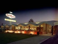 Sambo's restaurant Favorite one was in Santa Barbara