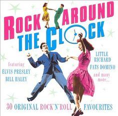 rock around the clock bill haley - Google Search