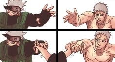 Find images and videos about anime, manga and naruto on We Heart It - the app to get lost in what you love. Kakashi And Obito, Naruto Uzumaki, Boruto, Sakura Haruno, Manga, Comics, Drawings, Movie Posters, Anime