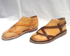 ANANIAS Greek Sandals Roman Grecian handmade por AnaniasSandals