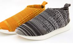 3D Printed BioKnit Shoes Aimed at Simplifying Manufacturing and Recycling http://3dprint.com/90011/3d-printed-bioknit-shoes/