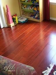 6. Install laminate flooring in house.