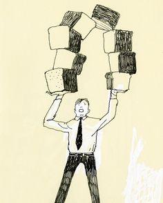 Doodle #blackandwhite #drawing #illustration #illustrator #people #life #lifestyle #japan #tatsurokiuchi #art #イラスト #イラストレーション #木内達朗