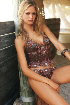 Erin Heatherton #Erin_Heatherton #Woman #Beauty