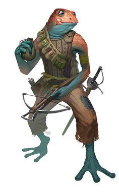 Paizo Publishing, LLC Character illustration done for Paizo Publishing's Pathfinder RPG. Male Character, Fantasy Character Design, Character Portraits, Character Concept, Concept Art, Fantasy Races, High Fantasy, Fantasy Rpg, Fantasy Monster