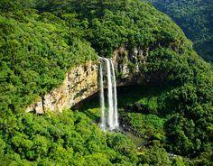 Caracol Falls, Brésil
