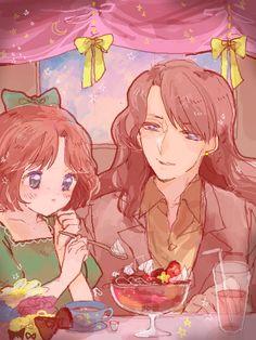 Sailor Moon / Naru and Nephrite