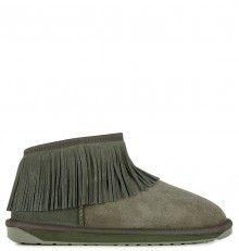 Emu khaki válenky Waterfall Khaki Emu, Waterfall, Shoes, Fashion, Moda, Zapatos, Shoes Outlet, Fashion Styles, Waterfalls