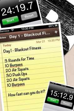 Great workout plan for beginners! Here is Day 1!