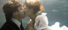 Boda debajo del mar