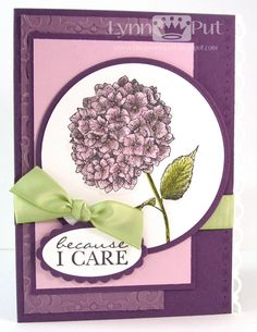 The Queen's Scene: Stampin' Up Cards