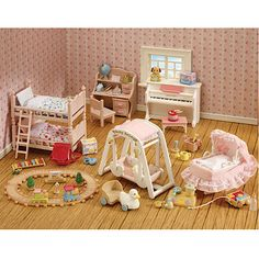 Sylvanian Families - Baby and Child Furniture Collection