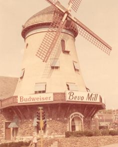 Bevo Mill, St. Louis, MO 1967. And still looks pretty much the same in 2013, and always a pleasure to see.