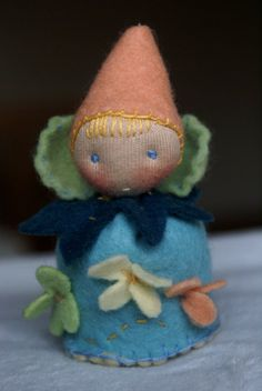 Waldorf Gnome Fairy