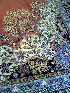 Persian carpets are famous around the world. In Iran, almost every home has at least two. In fact, some people pile them up as they think of it as a savings ...
