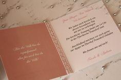Wedding Paper, Church Weddings, Cordial