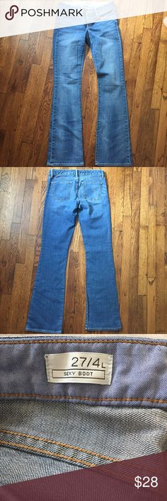 ❌PRICE CUT!!❌GAP sexy boot Brand new condition GAP Jeans Boot Cut