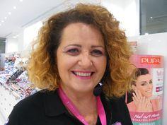 Il giudice Sedioli Laura, responsabile della formazione di Sensation Profumerie, vanta un'esperienza trentennale nel settore della cosmesi!